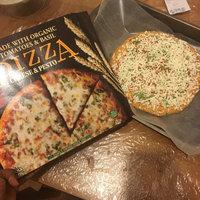 Amy's Kitchen Cheese & Pesto Pizza uploaded by Natasha Z.