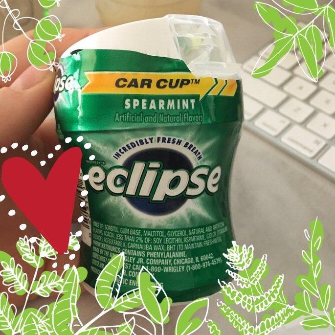 Wrigley's Eclipse Spearmint Sugarfree Gum - 60 CT uploaded by Ashley R.