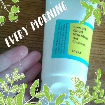 Cosrx Low pH Good Morning Gel Cleanser uploaded by Rachel M.