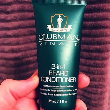 Photo of Clubman 2-in-1 Beard Conditioner uploaded by David G.