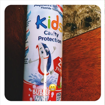 Aquafresh Kids Cavity Protection Toothpaste uploaded by Kelsie T.