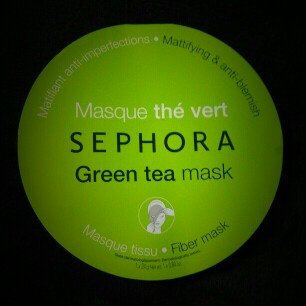 Photo of SEPHORA COLLECTION Face Mask Green Tea Mattifying & Anti-blemish uploaded by Alexis R.
