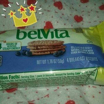 Photo of belVita Blueberry Breakfast biscuits 8 Ct Box uploaded by tanya m.
