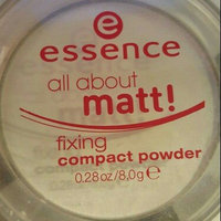 Essence All About Matt! Fixing Compact Powder uploaded by charisse c.