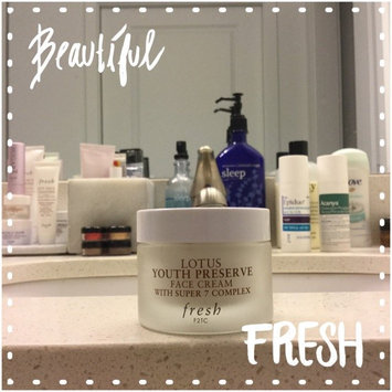 Photo of fresh Lotus Youth Preserve Face Cream uploaded by Julia M.