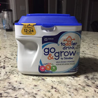 Go & Grow By Similac® Toddler Drink uploaded by Ingrid V.