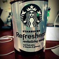 STARBUCKS® Refreshers™ Raspberry Pomegranate uploaded by Sarah C.