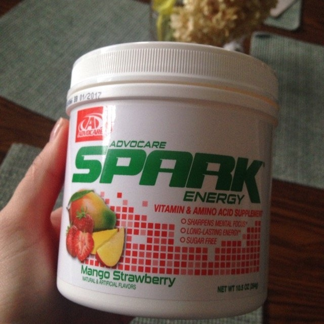 Advocare Spark Energy Drink uploaded by Ashley M.