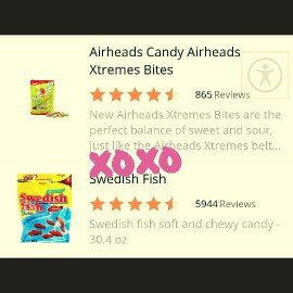 Swedish Fish uploaded by taylor w.