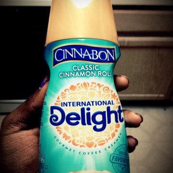 International Delight Gourmet Coffee Creamer Cinnabon uploaded by Destini L.