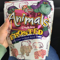 Kellogg's Keebler Frosted Animal Cookies 13 oz uploaded by member-43d79867b