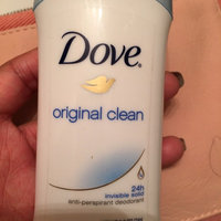 Dove® Original Clean Antiperspirant & Deodorant uploaded by Keliesha J.
