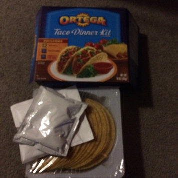 Photo of Ortega Taco Kit  -  12 Tacos uploaded by Ana M.