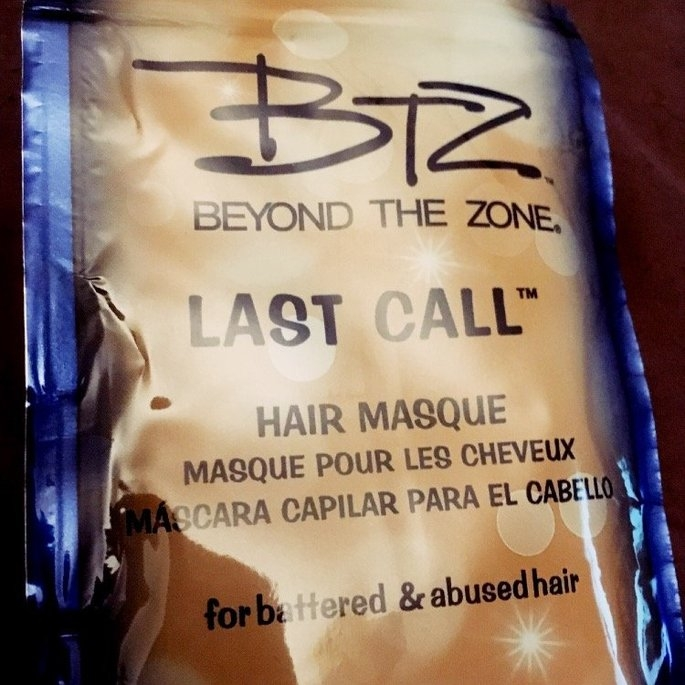 Beyond The Zone Last Call Hair Masque uploaded by Erin E.