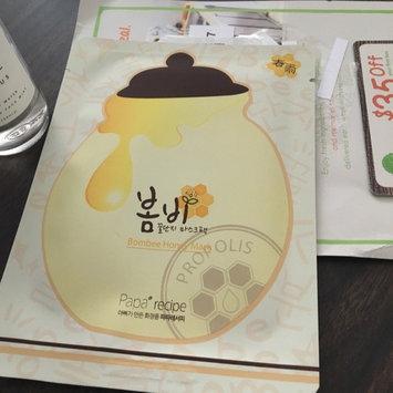 Papa Recipe Bombee Whitening Honey Mask Pack uploaded by Olive H.