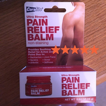 Photo of Tiger Balm Ultra Strength Ointment uploaded by Brianna S.