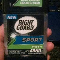Right Guard Sport Clear Gel Antiperspirant & Deodorant Fresh uploaded by Abigail G.