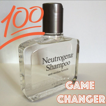 Neutrogena Anti-Residue Shampoo uploaded by Brittany N.