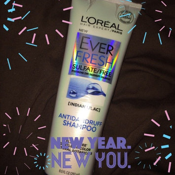 L'Oreal Paris Ever Fresh Anti Dandruff Shampoo uploaded by Debbie S.