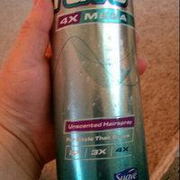 Rave Hair Spray 4X Mega Aerosol, Unscented uploaded by Rachel D.