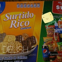 Gamesa Surtido Rico Assorted Cookies - 12 Boxes (15.42 oz ea) uploaded by Crystal M.