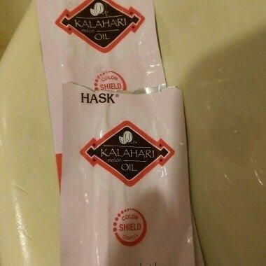 Hask Kalahari Color Protection Conditioner uploaded by Elizabeth K.