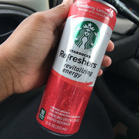 Starbucks Refreshers VIA Ready Brew Strawberry Lemonade uploaded by Mia D.