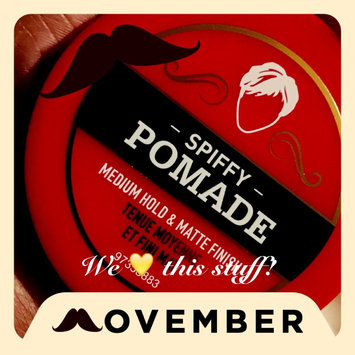 Photo of Old Spice Spiffy Sculpting Pomade uploaded by Tashemia M.