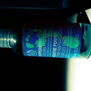 Photo of THE BODY SHOP® Peppermint Cooling Foot Spray uploaded by Stephanie d.