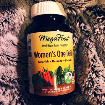 Photo of MegaFood Women's One Daily Multivitamin uploaded by Sabrina A.