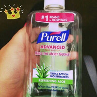 Gojo PURELL 3639-12 PURELL Instant Hand Sanitizer w/Aloe, 12oz Pump Bottle, 12/Carton uploaded by Joanna J.