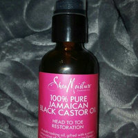 SheaMoisture 100% Pure Jamaican Black Castor Oil uploaded by Amber A.