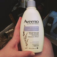Aveeno Active Naturals Stress Relief Moisturizing Lotion uploaded by Shelby D.