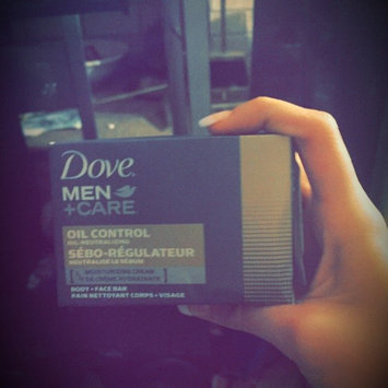 Dove Men Plus Care Oil Control Body and Face Bar uploaded by Heather F.