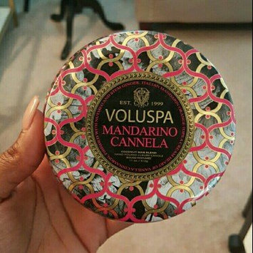 Photo of Voluspa(r) Two-Wick Candle in Tin - Mandario Cannela by Voluspa uploaded by Tiffany P.