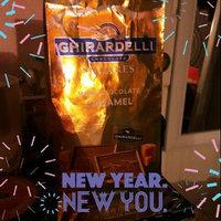 Ghirardelli Chocolate Squares Milk & Caramel uploaded by Gabie f.