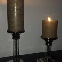 Luminara Vanilla Flameless Candle Color: Ivory, Size: 5 uploaded by Emily A.