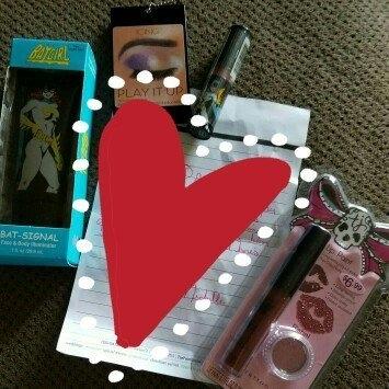 Tattoo Junkee Wicked Lilac Lip Paint & Glitter Set, 2 pc uploaded by Ami D.