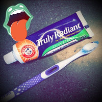 Arm & Hammer™ Truly Radiant™ Clean Mint Fluoride Anticavity Toothpaste 4.3 oz. Box uploaded by Sara J.
