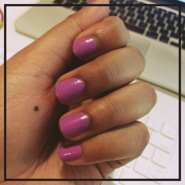 Orly Breathable Treatment + Color uploaded by Fatema K.