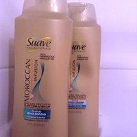 Suave Professionals Moroccan Infusion Shine Shampoo & Conditioner - uploaded by Rocio V.