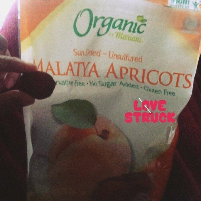 Malatya Apricots, Sun Dried - Unsulfured, 40 oz (1.13 kg), Organic by Mariani uploaded by Vishra P.
