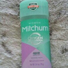 Photo of Mitchum for Women SmartSolid Clinical Performance Anti-Perspirant & Deodorant Invisible Stick Powder uploaded by Martha M.