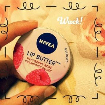 Nivea Lip Care Lip Butter Raspberry Rose Kiss uploaded by Panna B.