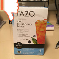 Tazo Iced Blushberry Black™ Tea K-Cup® Pods uploaded by Amy D.