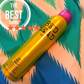 TIGI Bed Head Oh Bee Hive! Matte Dry Shampoo uploaded by Kristian C.