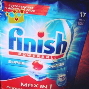 Photo of Finish Powerball Dishwasher Tabs uploaded by Ashley-Rahne M.