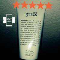 philosophy pure grace body butter uploaded by Angelina D.