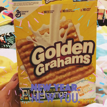 Photo of General Mills Golden Grahams Cereal uploaded by Jessica H.