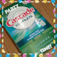 Cascade Dishwasher Detergent with Dawn Powder uploaded by Lorrie C.